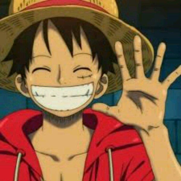 Monkey. D. Luffy au chapeau de paille