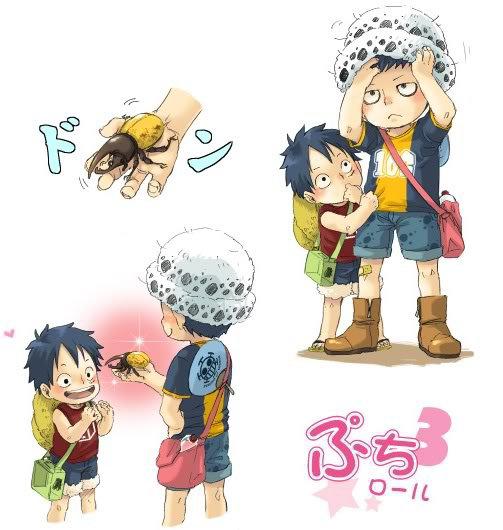 Traffy & Lulu ♥
