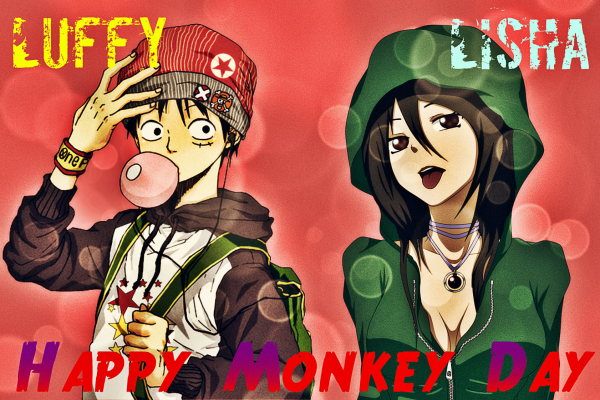 Happy Monkey Day