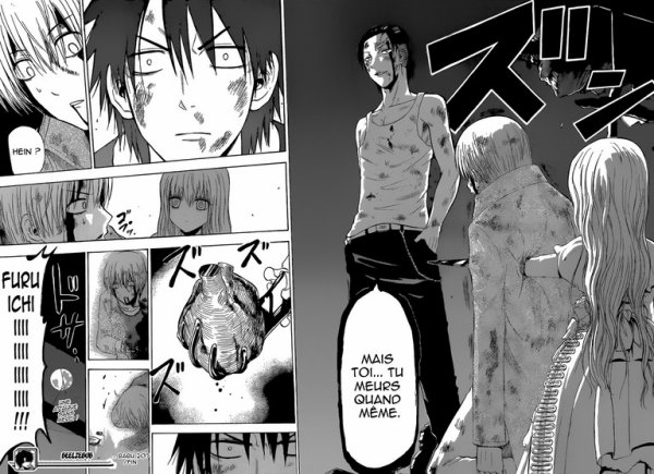 Bon c'est quoi votre problème les mangaka?!