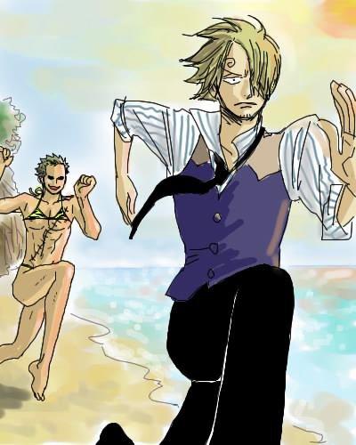 Sanji en vrac!