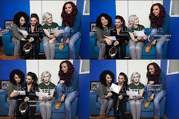 . Découvrez un shoot encore inconnu des Little Mix datant d'octobre dernier..