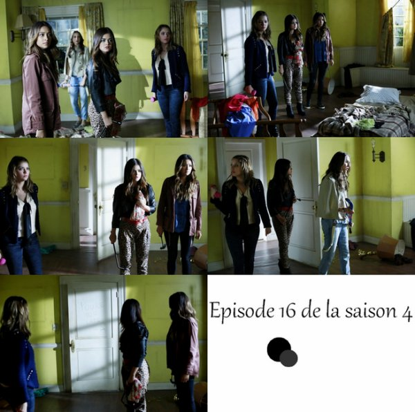 Photos Promotionnelles : épisode 16 saison 4