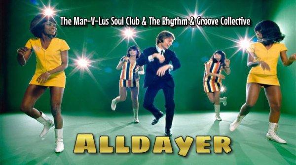 The Mar V Lus & Rhythm & Groove Collective Alldayer