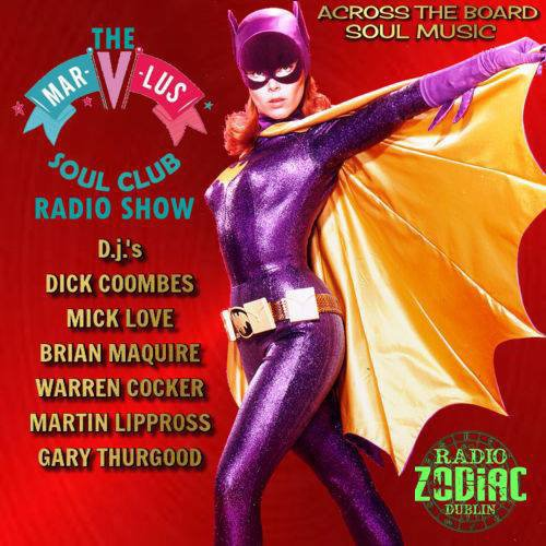 Mar V Lus Soul Club Radio Show