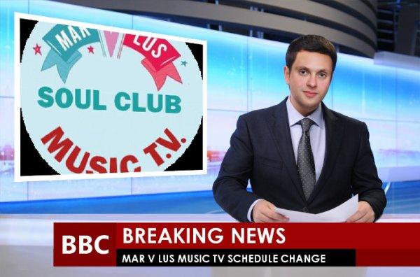 Mar V Lus Soul Club Music TV
