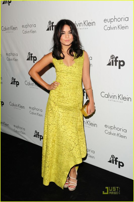 Vanessa Hudgens: Calvin Klein Party with Rosario Dawson FRI, 13 MAY 2011 AT 11:30 AM