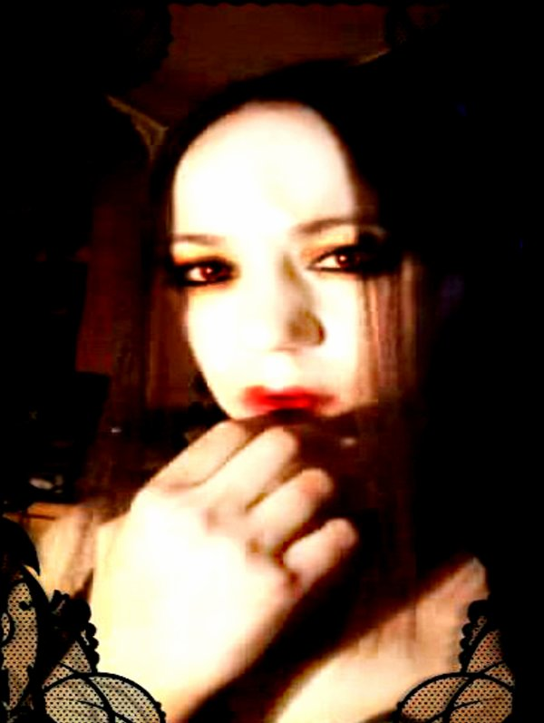 La reine des vampire Akasha
