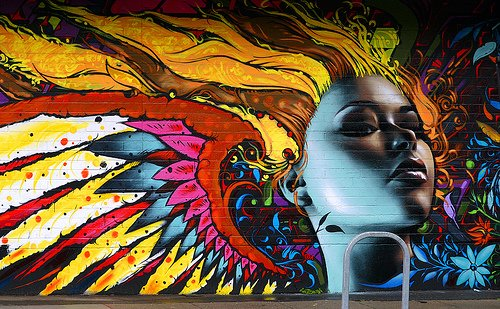 Vandalisme ou oeuvre d'art?