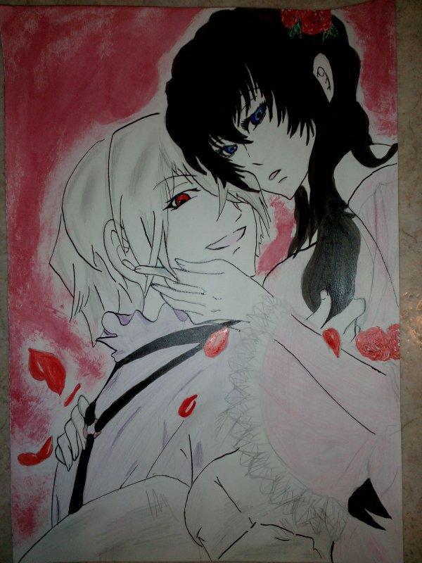 OS Pandora Hearts