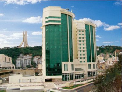 Centre d'affaire a alger