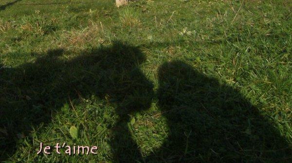 Toi et moi ...