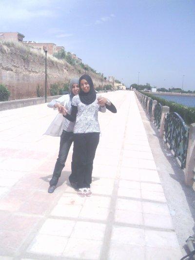 me  and chadia f sarije