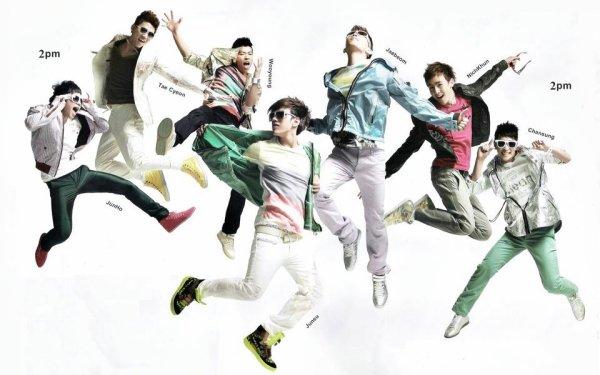 2PM's presentation !