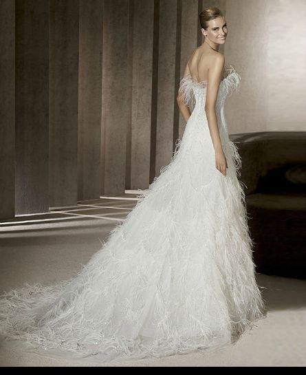 Now there are so many wedding design Chiffon Wedding Dresses companies