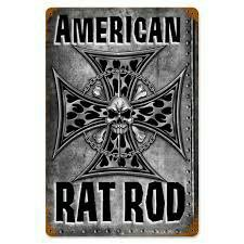 American rat rod