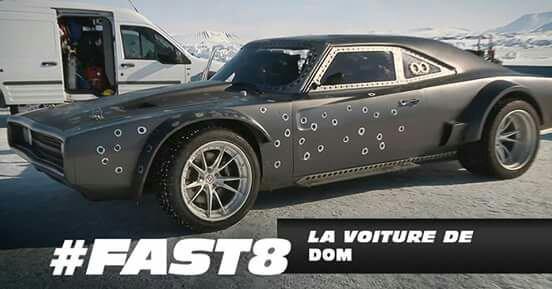 Fast 8 voitures et véhicules.