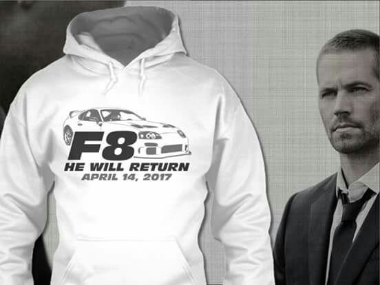 Fast and furious 8 sweat