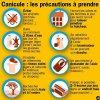 Canicule : précautions et conseil