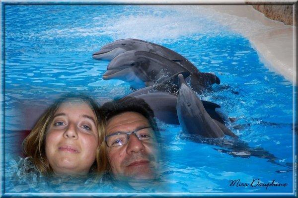 Montag£ dauphin moi et mon mari