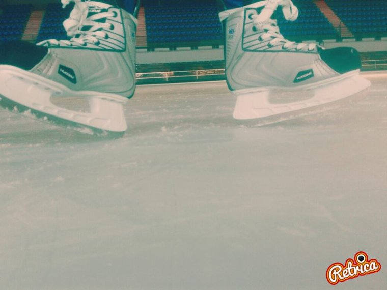Ice Freestyle!! <3