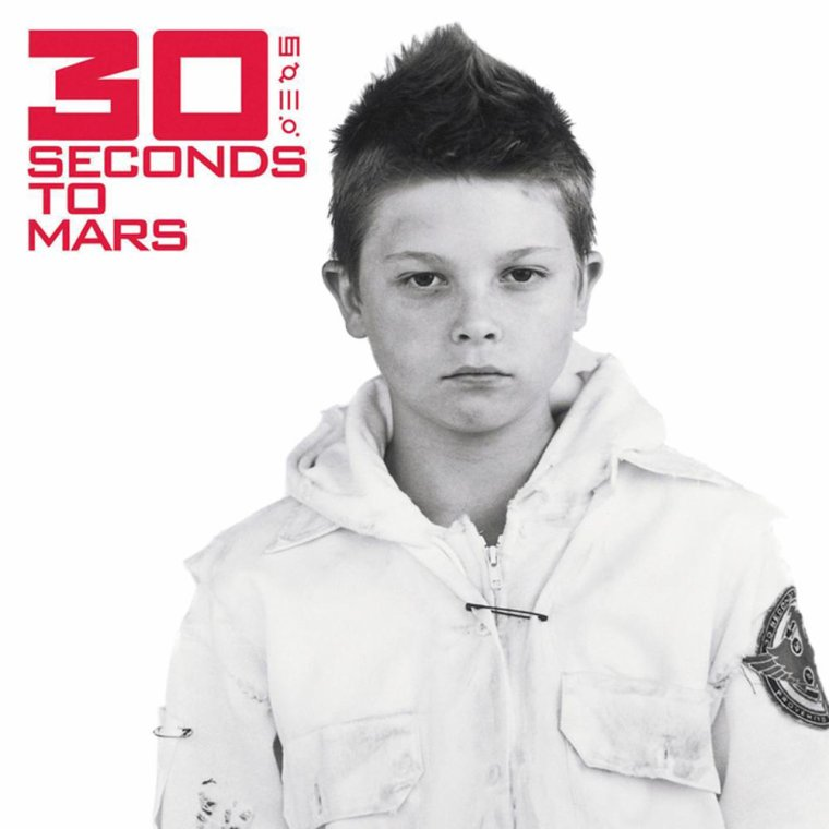 1° Album: 30 Seconds To Mars: 2002