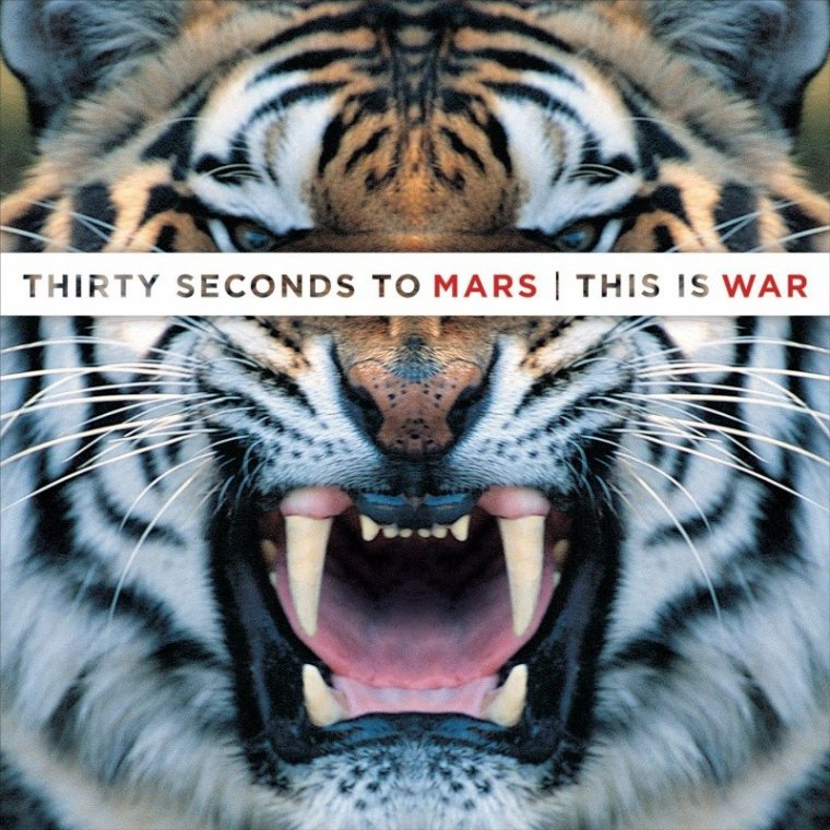 3° Album: This Is War: 2009