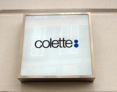 la boutique la plus hype de la planète  Chez Colette @ Paris