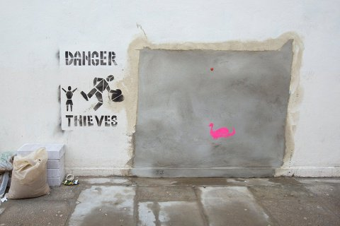Banksy le mystère du Street Art