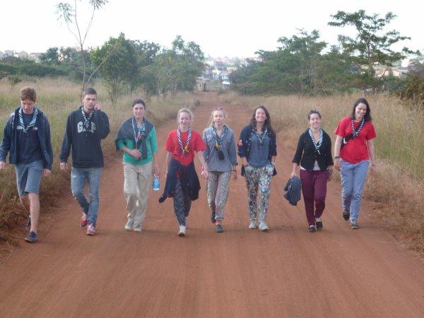 Le Kenya (14/07 au 16/07)