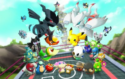 Super Pokemon Rumble - Nintendo 3DS