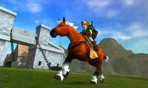 Zelda: Ocarina of Time sur 3DS
