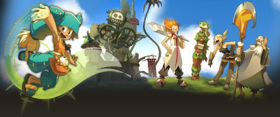 Wakfu - la série et le MMORPG (Massive Multijoueur Online Role Playing Game) :)
