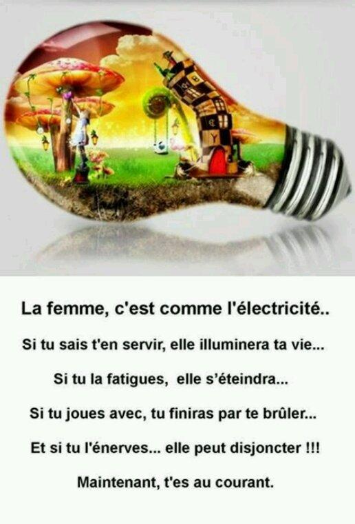 definition de la femme :)