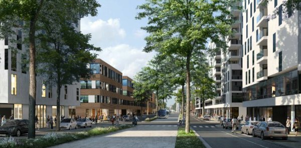 LA      ZAC      SEINE      GARE      VITRY      4 400      LOGEMENTS