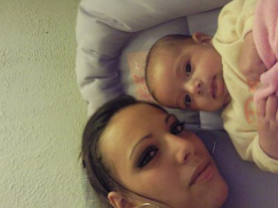 voila ma fille et ma femme