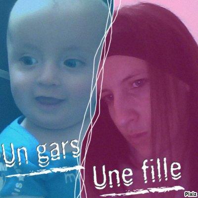 moi et mon fils kyllian
