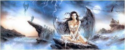 ~Luis ROYO Fallen Angel~