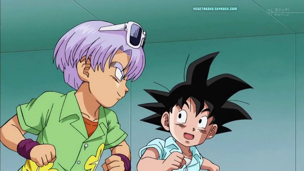 Dragon Ball Super : Episode 04