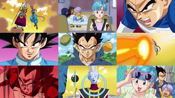 Dragon Ball Super : épisode 02
