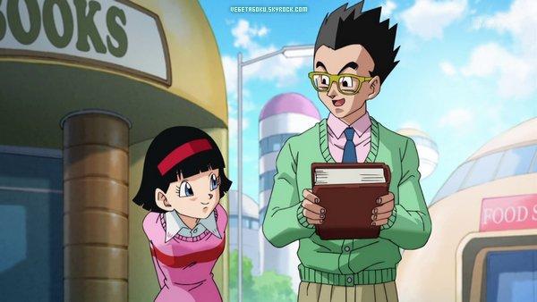 Dragon Ball Super : épisode 01