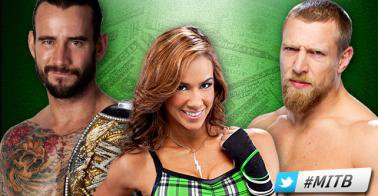 Carte Du PPV de la WWE Money In the Bank