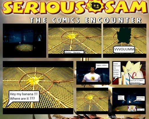 Funny serious sam pictures