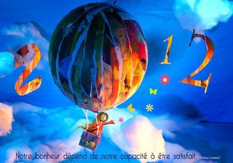 Bonne année 2012 / Happy new year $)