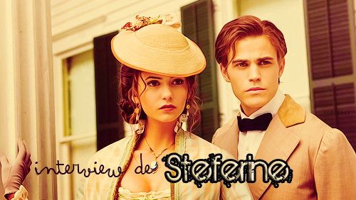 * Interview de Steferine *