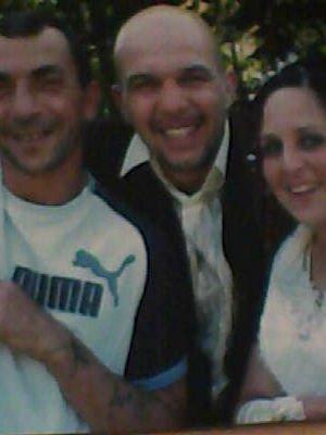 mon pere <3 mon cousin machdi et sa femme