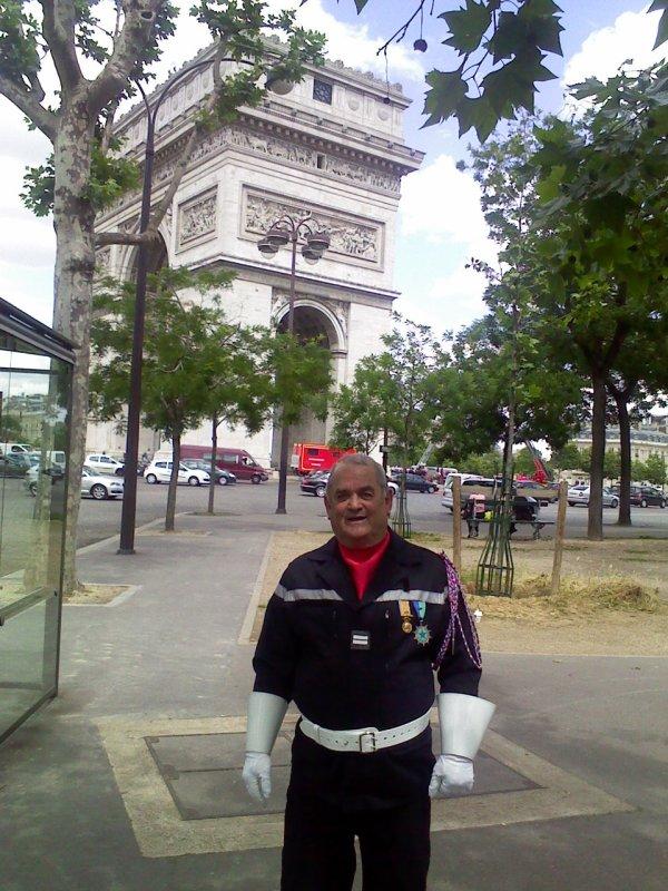 JOURNEE NATIONALE EN HONNEUR AUX POMPIERS DE FRANCE !!!!