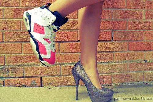 Jojo ou Louboutins ? ♥