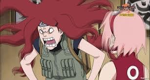 C' est normal d' avoir l' impression que Kushina geule apres Minato ou Naruto?