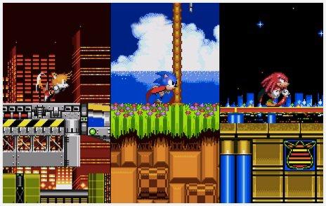 Sonic The Hedgehog 2 : du nouveau dans la version mobile